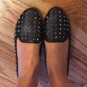 Also studded flats
